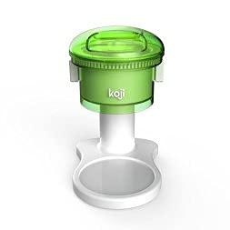 Koji Ice Shaver - Premium Shaved Ice Machine and Snow Cone Maker
