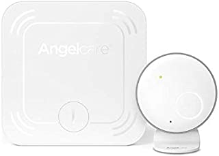 Angelcare Movement Monitor, White, 1 Count (Pack of 1), AC027