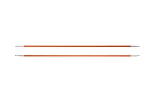 KnitPro Sockennadeln, Orange, 15cm / 2.75mm