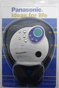 Panasonic Portable famous CD SL-SX388 Ultra-Cheap Deals Player