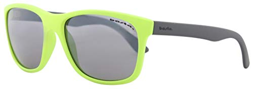 Basta Plain Sonnenbrille Lime/Silver