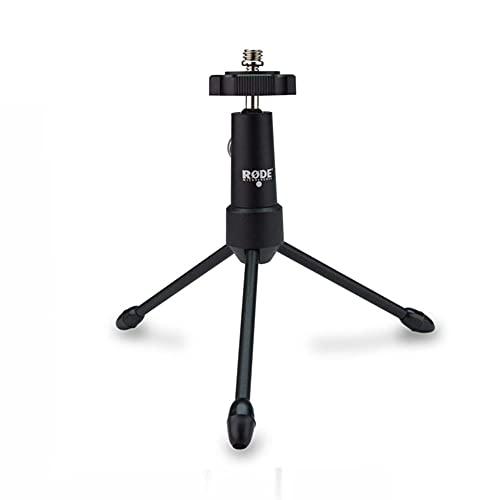 Rode Microphones - Supporto treppiede mini per microfono, black