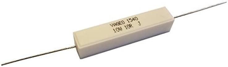 10 Ohm 10W Resistor Wirewound 5% Tolerance