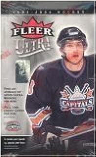 2005 06 upper deck hockey box