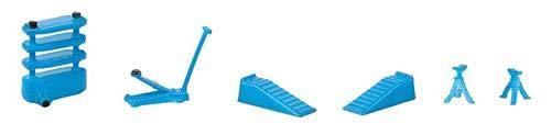 Faller 180982 Lifting Platform & Supporting Jacks Kit