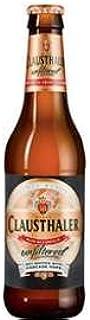 Binding Brauerei - Clausthaler Unfiltered 33Cl X12