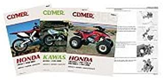 01-06 HONDA CBR600F4I: Clymer Service Manual