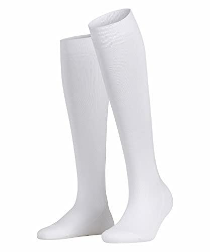FALKE Damen Family W KH Socken, Weiß (White 2009), 35-38