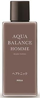 AQUA POLA アクアバランス オム(AQUA BALANCE HOMME) ヘアトニック 養毛料 1L 業務用サイズ 詰替え 200mlボトルx3本