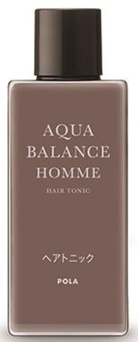 カビ緊張吐き出すAQUA POLA アクアバランス オム(AQUA BALANCE HOMME) ヘアトニック 養毛料 1L 業務用サイズ 詰替え 200mlボトルx3本
