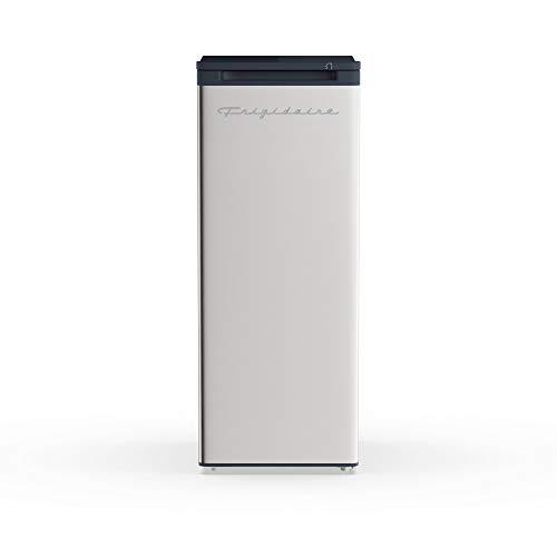 Frigidaire EFRF696-AMZ Upright Freezer 6.5 cu ft Stainless Platinum Design Series