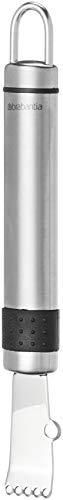 Brabantia Profile 210228 - Rallador de cítricos, Acero Mate