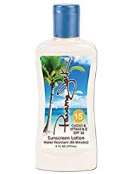 Panama Jack Sunscreen Suntan Lotion - SPF 15, Broad Spectrum UVA/UVB Protection, Reef-Friendly, PABA, Paraben, Gluten & Cruelty Free, Water Resistant (80 Minutes), 6 FL OZ (Pack of 2)