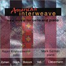American Interweave: New Music for Cello and Piano