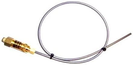 Sellerocity Brand American Made Compressor Throttle Cable Compatible with Ridgid 18058