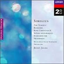 Sibelius: Orchestral Works Tempest; King Christian II; Kuolema; Scenes Historiques, etc.