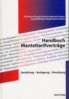 Handbuch Manteltarifverträge.Gestaltung - Auslegung - Umsetzung