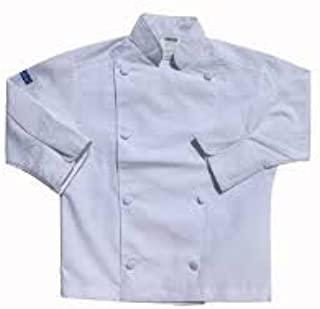 CHEFSKIN Personalized Customize Embroidery Chef Jacket Long Sleeve for KIDS SMALL/MEDIUM different colors available