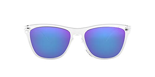 Oakley Sonnenbrille Frogskins, Pol Clear/Violet Irid, One size, 24-305