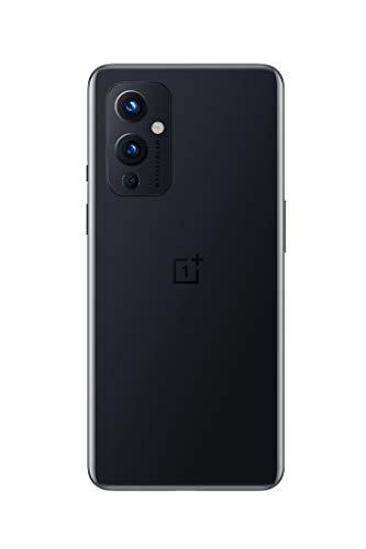 ONEPLUS 9 5G Smartphone mit Hasselblad Kamera für Handys - Astral Schwarz 8 GB RAM + 128 GB, SIM-frei - 2