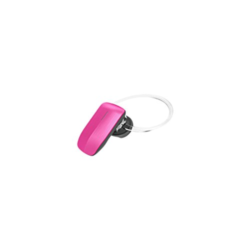 Quikcell Color Burst Mini Handsfree Wireless Bluetooth Headset-Retail Packaging -Pink