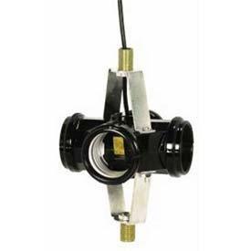 Satco Lighting 90-464, 4 Light Cluster Socket 1 3/4