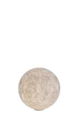 In-es.artdesign IN-ES070011 Floor Moon 2 Lampadaire Blanc