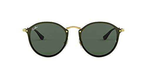 Ray-Ban MOD. 3574N Ray-Ban Sonnenbrille MOD. 3574N Rund Sonnenbrille 59, Schwarz