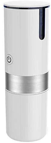 AYDQC Máquina de café, 2 en 1 Cápsula Mini Mini Espresso Cafetera portátil, Tipo de...