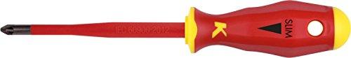 Klauke Schraubendreher-Set KL391ISLIM 6-teilig Werkzeugset 4012078856461