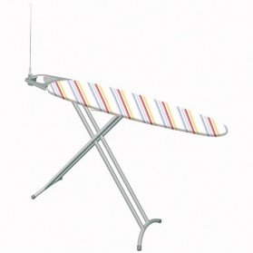 Rayen 6294.50 Table à Repasser, Metal Agrandi, Multicolor, 40x140x20 cm