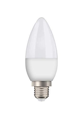 Logicom Home Bulbby F Glühlampe, angeschlossen, 5 W, entspricht 50 W, 16 Millionen Farben, Sockel E14/A+, programmierbar und Sprachsteuerung)