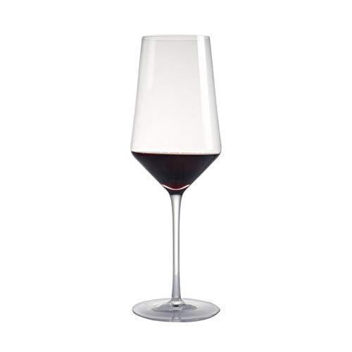 NGHSDO Copas De Vino Vidrio de Cristal Rojo soplado a Mano Vino Blanco Vino Blanco para la Fiesta de la Fiesta 660ml 1 (Capacity : 660ml 225.5oz 2PCS)