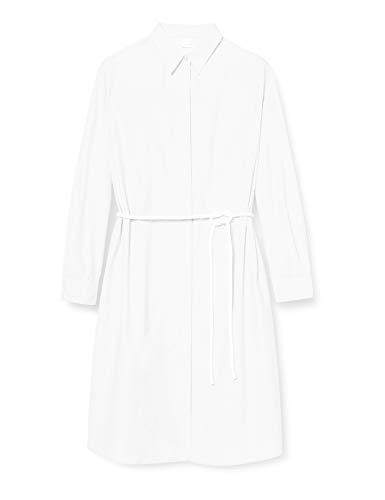 BOSS Carusa Blusa, Blanco (White 100), 38 (Talla del Fabricante: 36) para Mujer