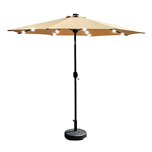 LYB Outdoor Beach Camping Angeln Regenschirm Falten Sonnenschutz Anti Sunshade Regenschirm wasserdichte Markise Regen Regenschirm
