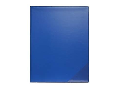 ggm Chormappe DIN A4 Standard, Füllhöhe: 5mm, Original, Farbe: blau