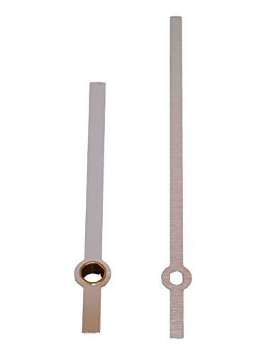 Junghans klok zilver 95 mm/72 mm 01116/3