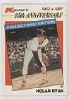 Nolan Ryan (Baseball Card) 1987 Topps Kmart 25th Anniversary - [Base] #20