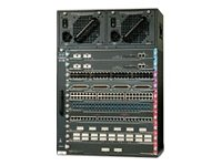 Cisco Catalyst 4500 Chassis (10-Slot), fan 14U - Chasis de red (fan,...