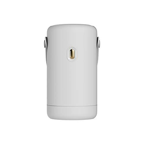 PG PINGO MAKE Portable Dryer, Travel Dryer, Mini Dryer, Premium Travel Accessories for Underwear, Socks, Vest, Fitness Clothes, Baby Clothes. (Milk Grey)