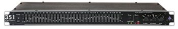 ART 351 EQ 31-Band 1/3 Octave Graphic Equalizer