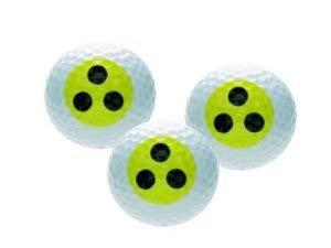 Unbekannt Golfballset BLIND, Golfball und Golfbälle, lustiges Golfmotiv
