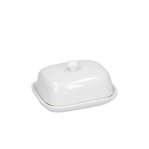 La Porcellana mantequillera COV. CM 10,5 x 8,5 GB, Color Bla