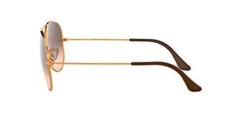 Ray-Ban Bronze Aviator Sunglasses
