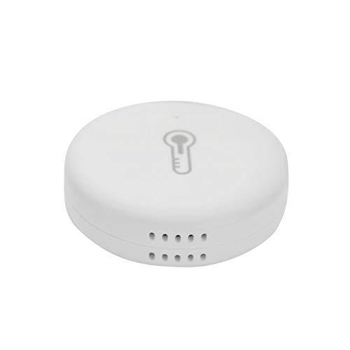 Phlipton ZigBee Smart Temperature and Humidity Sensor (Need ZigBee Hub Or Gateway)