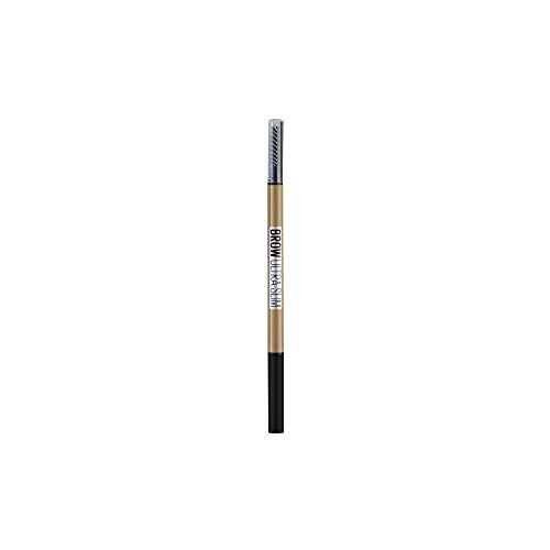 Maybelline New York Brow Ultra Slim Liner, Augenbrauenstift, 01 Blonde, blond, 1 Stück