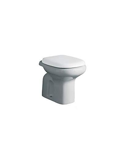 Ideal Standard - Vaso a Pavimento tesi Classic Bianco Art.T303561 - Senza Sedile, A Magazzino, Scarico a Parete
