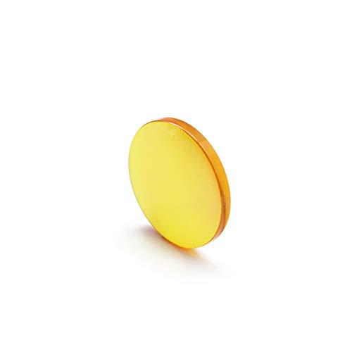 "CNCOLETECH CVD II-VI ZnSe Focus Lens Dia:20mm FL:76.2mm/3"" for CO2 Laser Engraving Cutting Engraver/Cutter 40W-200W"