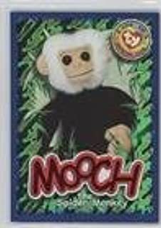Mooch the Spider Monkey (Trading Card) 1999 Ty Beanie Babies Series 4 - [Base] - Chase Orange #265