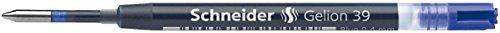 Schneider Schreibgeräte Gel-Tintenrollermine Gelion 0,7 mm, Großraummine ISO-Format G2, blau